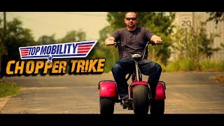 The Arrival of the Chopper Trike  EW-21 Now at Top Mobility Scooters