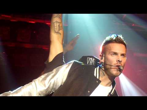 Turn It Up de M.Pokora le 09.01.2011