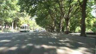 Свадебная видеосъёмка, Симферополь - Поездка по городу