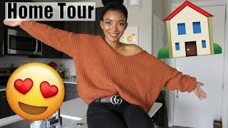 Apartment Tour 2018 | Fall Decor & Luxury Apartment Tour  | Brittany Daniel