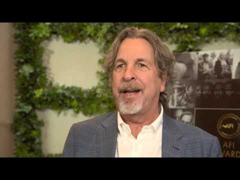 GREEN BOOK Director Peter Farrelly At AFI AWARDS 2018