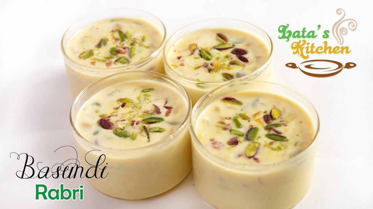 Basundi recipe rabri recipe indian vegetarian dessert in hindi basundi recipe rabri recipe indian vegetarian dessert in hindi with english subtitles youtube forumfinder