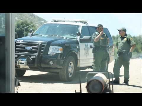 Checkpoint No Consent, Warrantless Vehicle Search, Right to Remain Silent, US Border Patrol