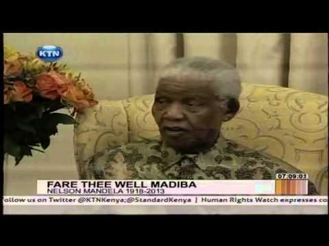 Nelson Mandelas Memorable Quotes Youtube