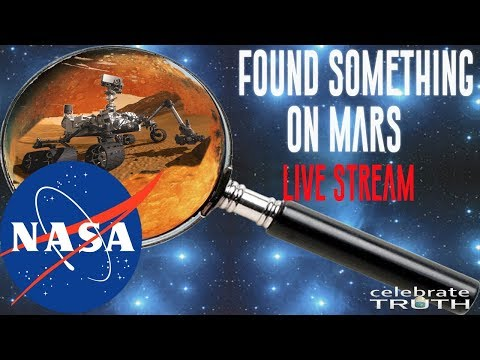 NASA's Mysterious Mars Announcement 2018 (Live Stream)