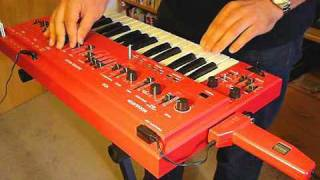 Roland SH-101 Analog Synthesizer (1983)