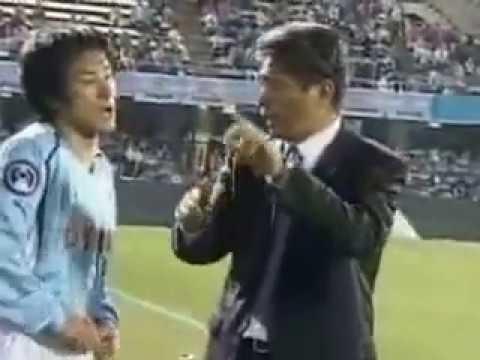 Jubilo Iwata v Suwon Samsung Bluewings - AFC Champions League Group E 2005