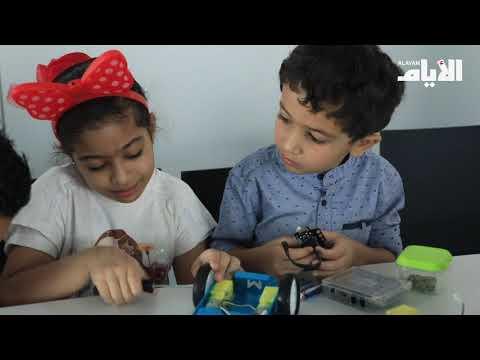 «زين» تحتضن الجيل الجديد من شباب «الروبوتات»  - نشر قبل 8 ساعة