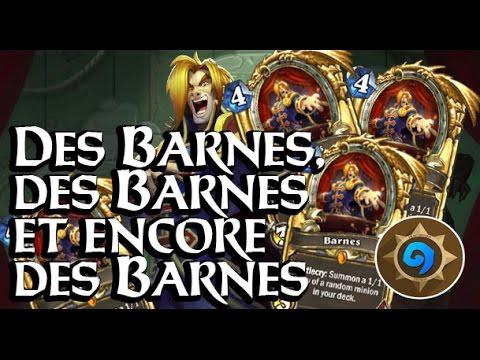 Des Barnes, des Barnes encore des Barnes ! Le deck Resurekt avec VlaDDy