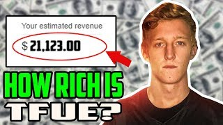 How Much Money Does Tfue Make How Rich Is Tfue Net Worth & Earnings