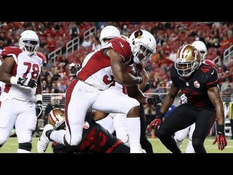 Arizona Cardinals vs San Francisco 49ers NFL Thursday Night Football 2016 FULL GAME Review