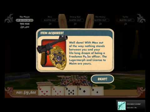 Unlock items poker night at the inventory