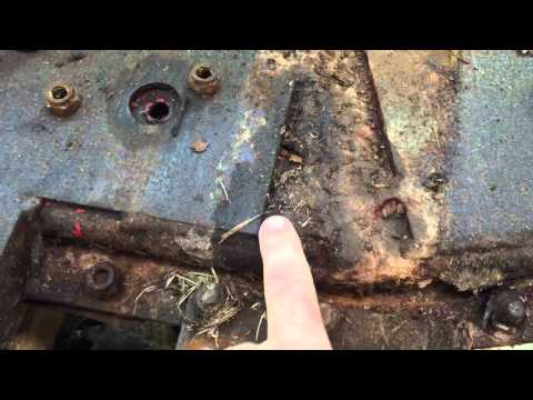 Vicon KM281 Cutter Bar Rebuild Part 3 by Acres Away