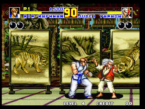 Fatal Fury The Motion Picture Youtube