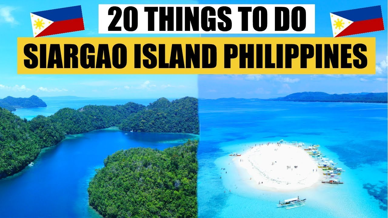 Download 20 THINGS TO DO in SIARGAO ISLAND   SIARGAO Travel Guide   SIARGAO PHILIPPINES