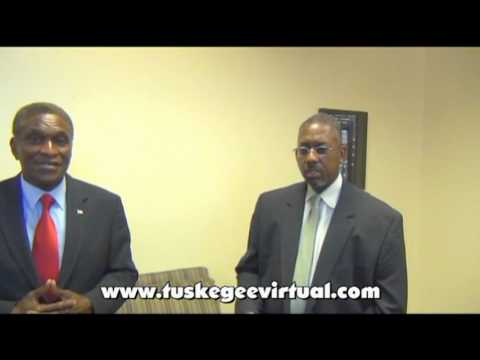 Tuskegee Virtual Show with Johnny Ford and Fred Gray - 10 Sep 2012