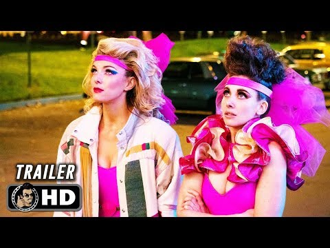 GLOW Season 3 Official Trailer (HD) Alison Brie, Geena Davis