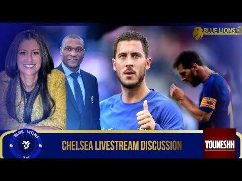 We talk Chelsea v  Barcelona draw, Emenalo, Issue'x with Chelsea Board & club! || FT - YounesHH