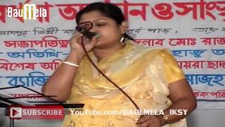 Baul Mukta Sorkar   Radha Romon Utshob   Bangla Baul Song   Sylhet 2 Sunamganj, BaulMela