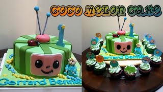 How to make  cocomelon theme cake  Cakes&ampI byMC
