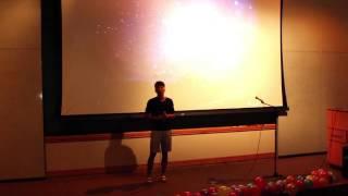 "DCSSA2014 Karaoke Contest ""夜空中最亮的星"" by 张慰天"