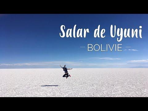 VLOG BOLIVIE | DANS LE SALAR DE UYUNI !