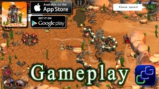 The Orcs' Crusade Android/ iOS/ Wndows Gameplay