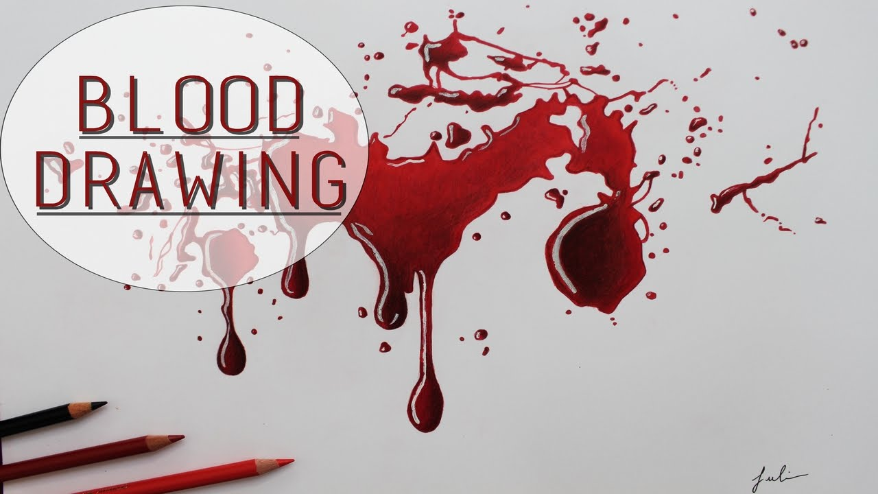 blood drawing dessiner du sang youtube. Black Bedroom Furniture Sets. Home Design Ideas