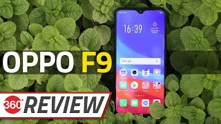 Oppo F9 Review | Looks Good, but What About Performance?