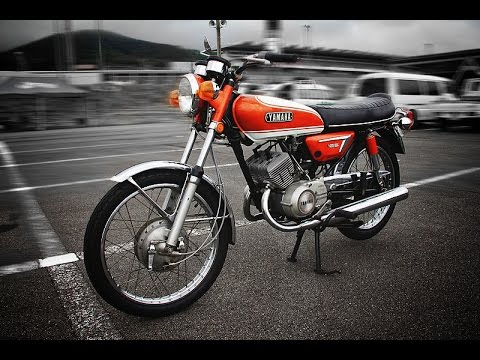 YAMAHA AX125