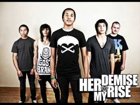 Her Demise My Rise - Straight In Your Throat (Album Version)