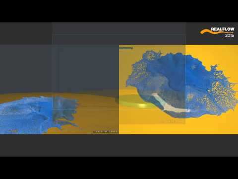 RealFlow 2015 Features: CROWN DAEMON