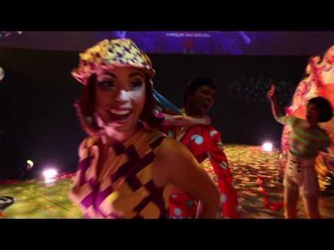 The Beatles LOVE Mannequin Challenge | by Cirque du Soleil