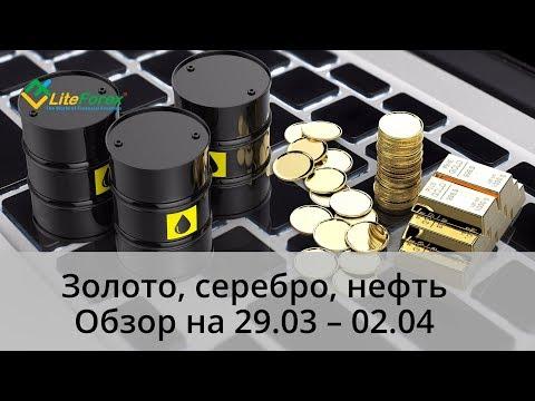 Прогноз по нефти и металлам на 29.03 - 02.04