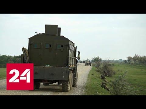 В Дагестане ликвидировали планировавших теракты боевиков - Россия 24