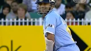 Download Sachin's famous reply to Brett Lee - Channel 9 commentary- 4,4,0,4 - MCG 2008 Mp3 and Videos
