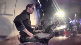 "Pitbull ft. Ne-Yo, Afrojack, Nayer ""Give Me Everything"" Drums by Chris (LIVE DRUM CAM)"