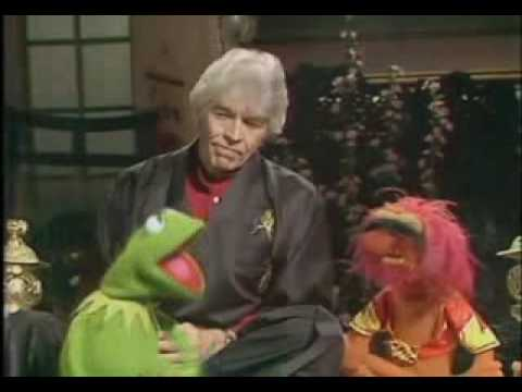 Muppet Show James Coburn And Animal