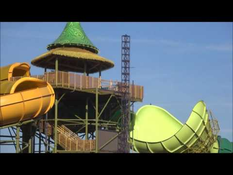 Volcano Bay Construction Update #7 ~ Universal Orlando Resort