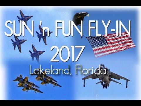 Sun 'N Fun Fly-In 2017
