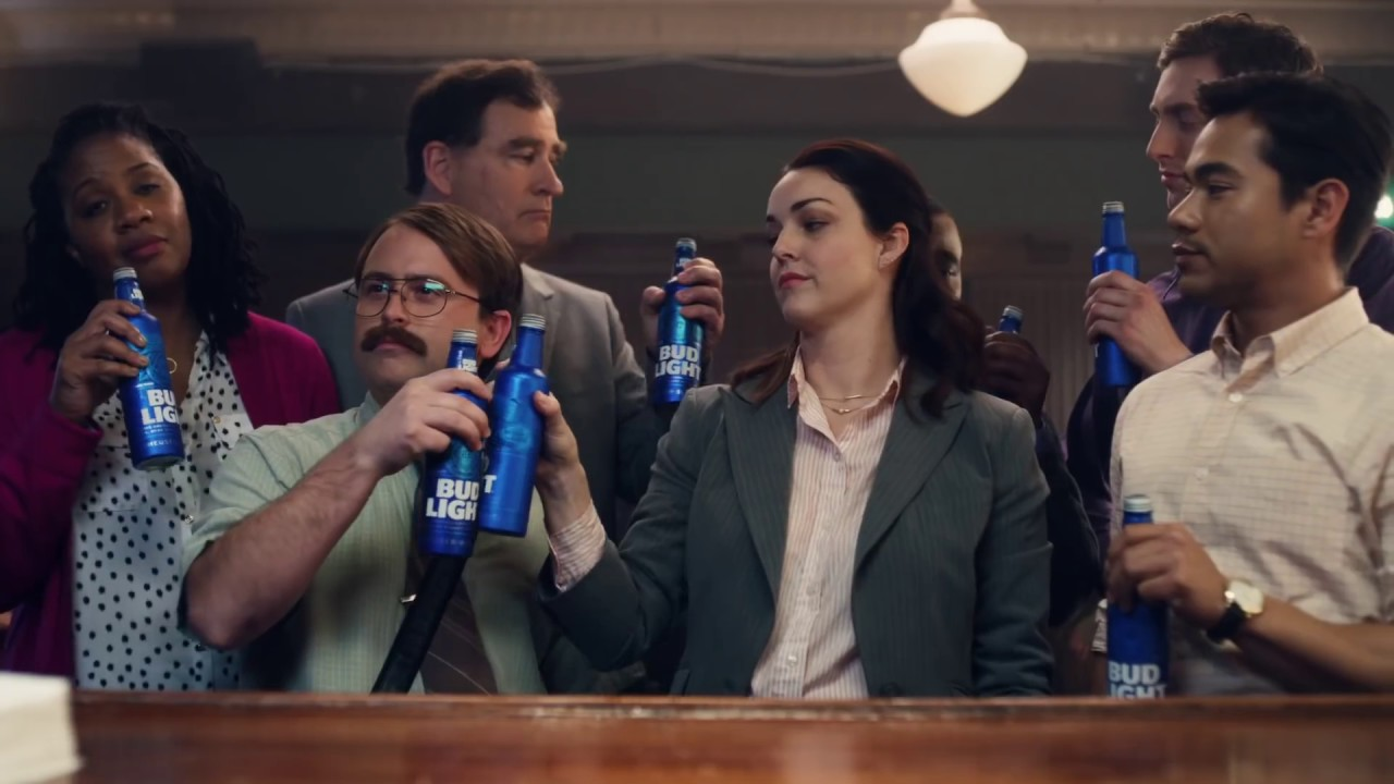 Bud light commercial 2017 usa youtube bud light commercial mozeypictures Gallery