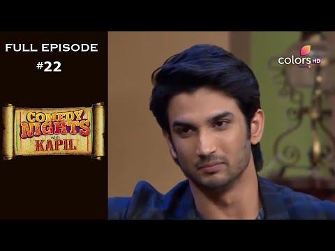 Comedy Nights With Kapil - Parineeti & Sushant - 1st September 2013 - Full Episode