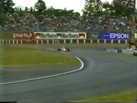 1988 Japanese GP Highlights (Part 3/3)