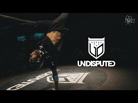 Undisputed World Bboy Masters Official Recap