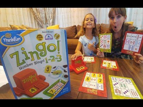 Zingo kim hızlı kim şanslı ,bu oyunu beğendik , çocuk videosu