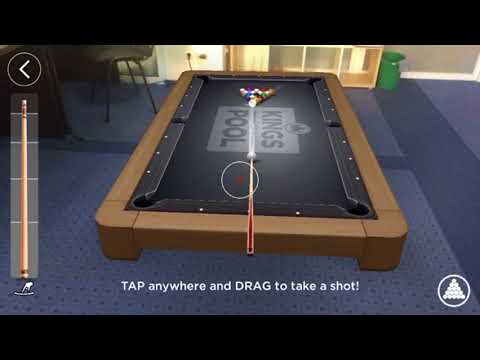 Kings Of Pool Review Game With AR YouTube - King of pool table