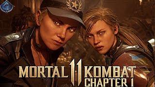 Mortal Kombat 11 - Story Mode Chapter 1!