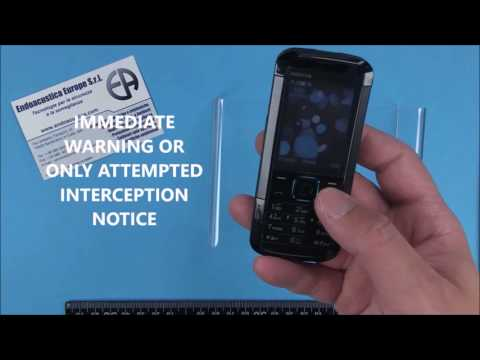 Safe anti tapping mobile STEALTH PHONE