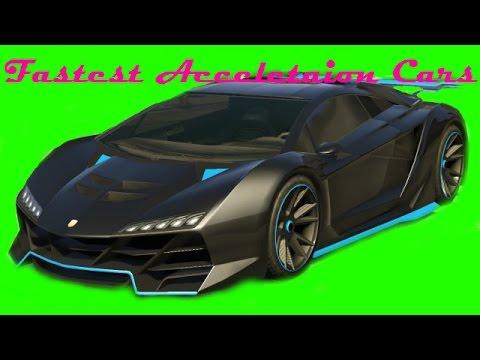 Gta 5 Fastest Acceleration Cars