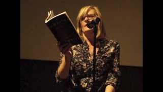 Myfanwy Collins reads from I AM HOLDING YOUR HAND at Literary Firsts